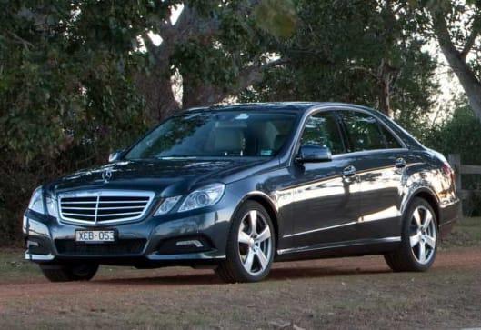 Mercedes benz e series 2009 review carsguide for E series mercedes benz