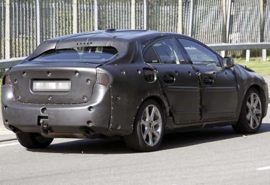 Spy shot Volvo S60 - Car News | CarsGuide