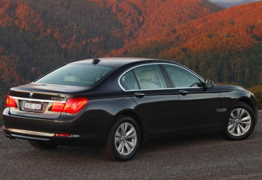 BMW 730d 2009 Review CarsGuide