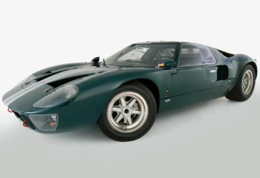 Ford GT40 KVA For Sale (1960) on Car And Classic UK [C531747]