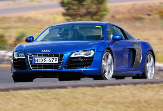 audi r8 2009 review carsguide. Black Bedroom Furniture Sets. Home Design Ideas