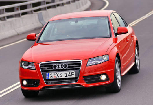 Audi a4 2009 review carsguide for Sun motor cars audi