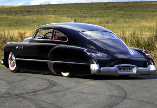 My 1949 Buick Sedanette - Car News | CarsGuide