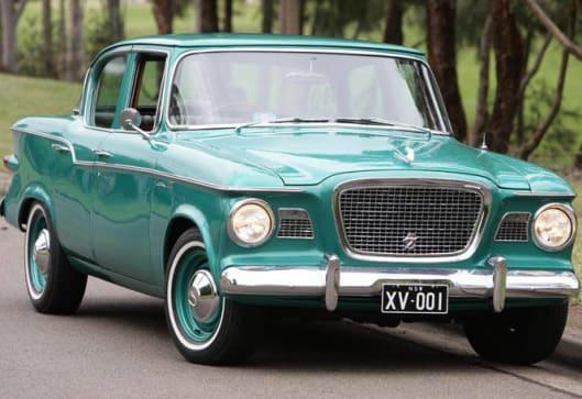 My 1960 Studebaker Lark Car News CarsGuide