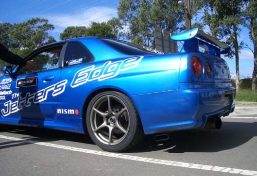 10 Years On The R34 GTR - Car News | CarsGuide
