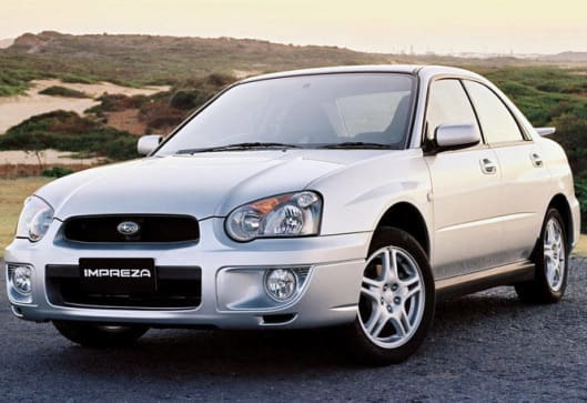 used car review subaru impreza 1998 2005 carsguide. Black Bedroom Furniture Sets. Home Design Ideas