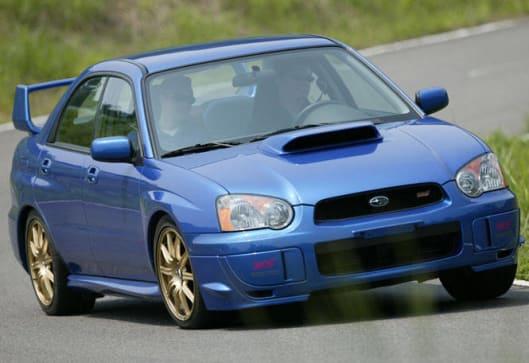 Used Car Review Subaru Impreza 1998 2005 Carsguide