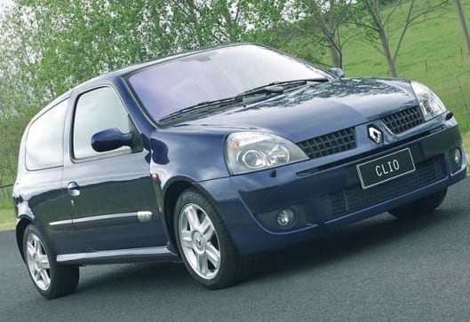 Used Car Review Renault Clio 2002