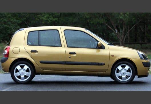 Used Renault Clio 2002