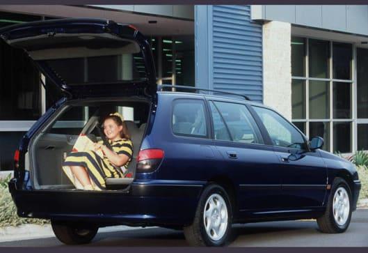 used car review peugeot 406 1996 2004 carsguide. Black Bedroom Furniture Sets. Home Design Ideas