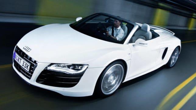 Audi R8 V10 Spyder 2011 Review   CarsGuide