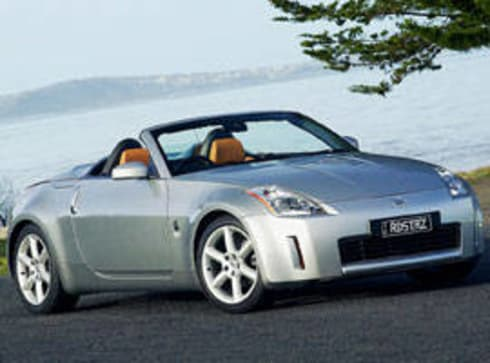 Beautiful Nissan 350Z Roadster 2004 Review