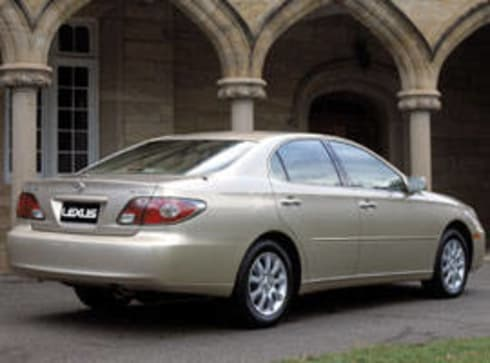 Lexus es 300 review