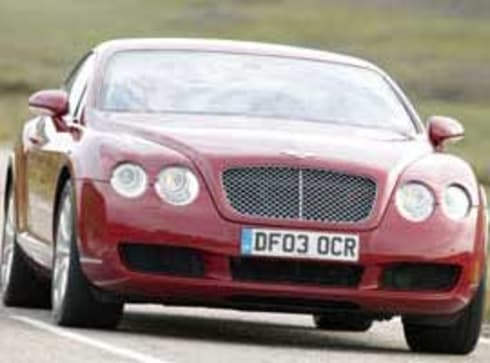 2004 bentley continental gt review