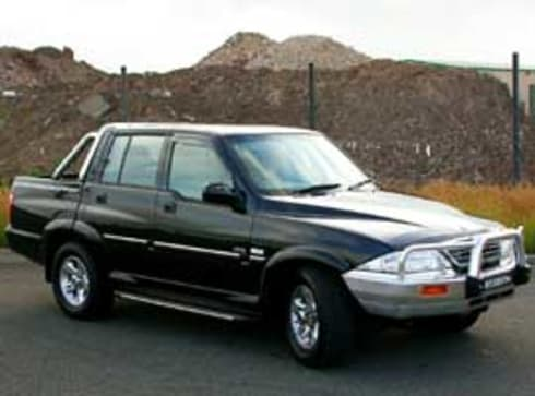 SsangYong Musso Sports 2004 Review | CarsGuide