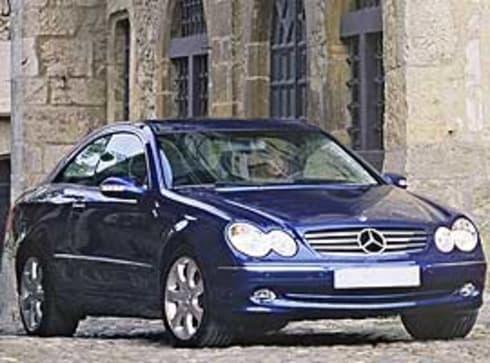 Mercedes Benz CLK Class 2005 Review