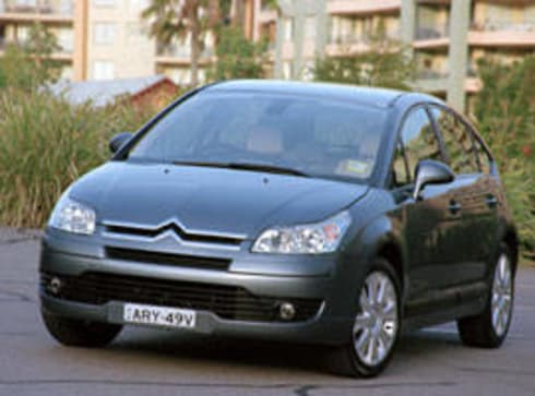 citroen c4 review 2005 carsguide. Black Bedroom Furniture Sets. Home Design Ideas