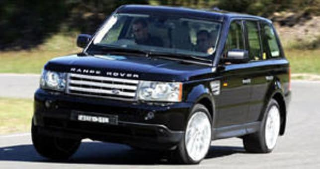 Land Rover Range Rover Sport TDV6 2006 Review | CarsGuide