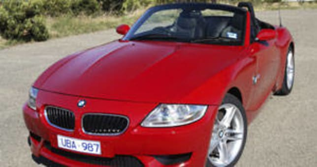 Bmw Z4 M Roadster 2006 Review Carsguide