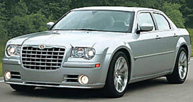 Chrysler 300c reviews carsguide for Chrysler 300c crd