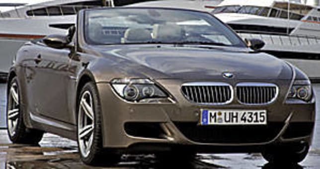 bmw m6 2006 review carsguide. Black Bedroom Furniture Sets. Home Design Ideas