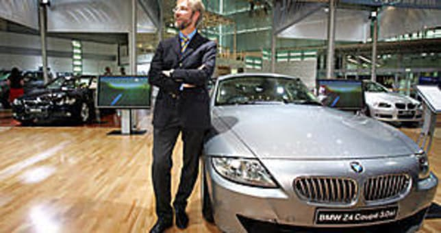Bmw Designer Chris Bangle On Style And Controversy Car