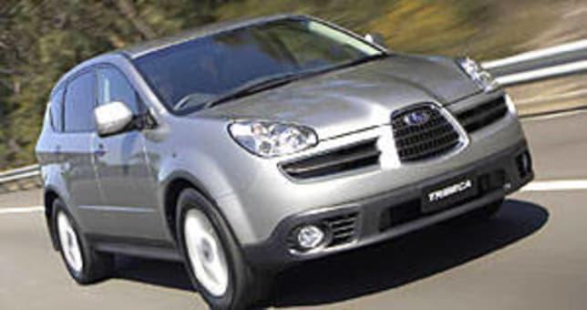 Subaru Tribeca 2006 Review Carsguide