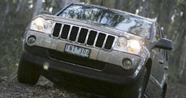 Jeep Grand Cherokee 2006 Review