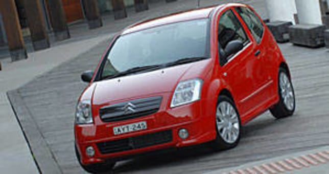 Citroen c2 2006 review carsguide citroen c2 2006 review sciox Gallery