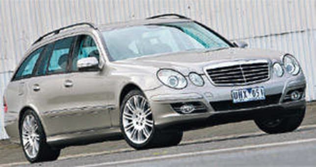 Mercedes-Benz E55 AMG Reviews | CarsGuide