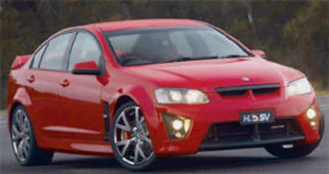 Hsv Gts 2007 Review Carsguide