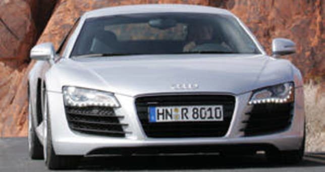 2007 Audi R8 V8 Coupe Review  CarsGuide