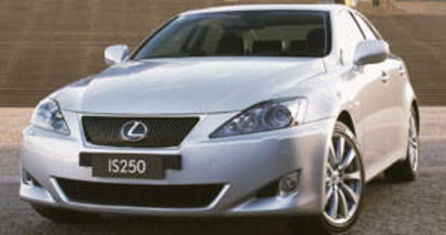 Lexus IS250 2007 Review