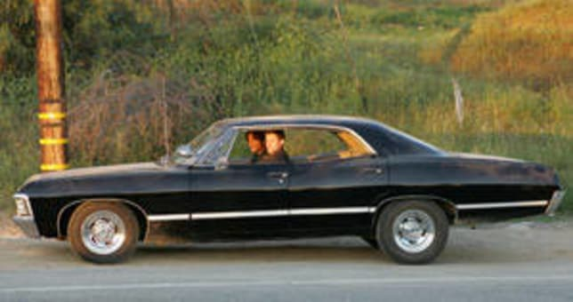 The supernatural '67 Chevrolet Impala - Car News | CarsGuide