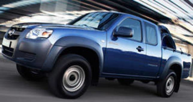 Mazda BT-50 rated best 4WD ute - Car News | CarsGuide