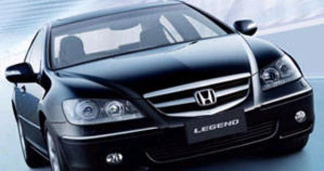 Honda Legend 2007 Review Carsguide