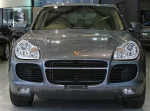 Porsche cayenne 2004 review carsguide porsche cayenne 2004 review publicscrutiny Image collections