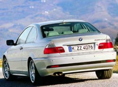 Bmw 330ci review