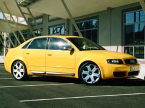 Audi S Avant Review CarsGuide - 2004 audi s4 review