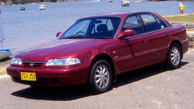 Exceptional Used Hyundai Sonata Review: 1993 2010