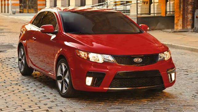 Kia Forte Used Car Price