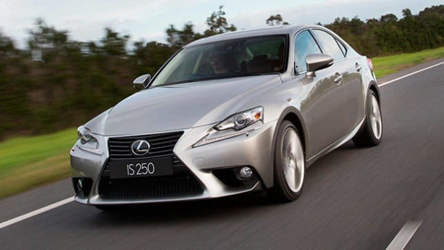 Perfect Lexus IS250 2014 Review
