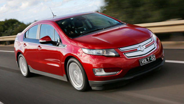 Holden Volt 2013 Review Carsguide