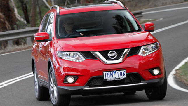 Nissan X Trail St L 2014 Review Carsguide