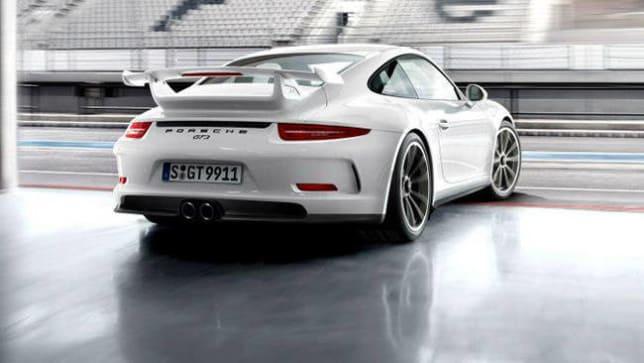 2015 porsche 911 gt3 rs new details - Porsche 911 Gt3 2015