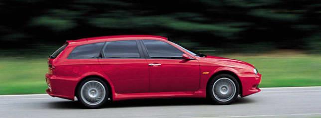 Alfa Romeo 156 2001 Review | CarsGuide