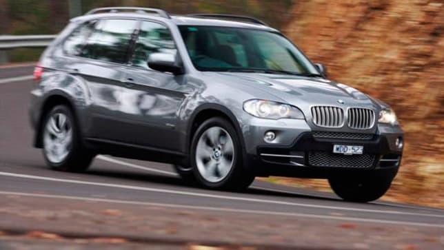 BMW recalls X5 SUVs for brake defect  Car News  CarsGuide