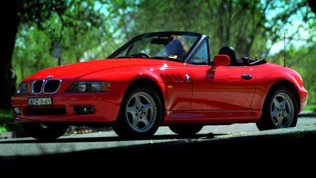 Bmw Z3 Reviews Carsguide