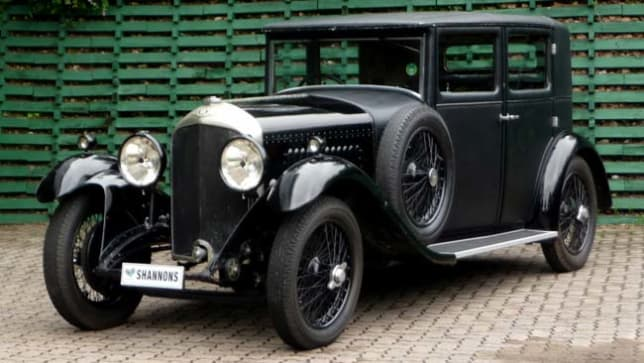 Alan Webb Mazda >> Aussie 1930 Bentley sells for $462,000 - Car News | CarsGuide