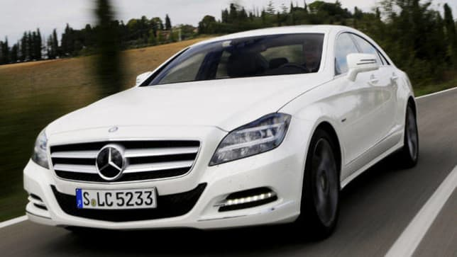 MercedesBenz CLS 500 2010 Review  CarsGuide